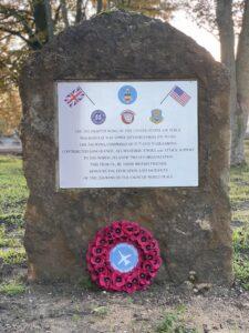 20 TFW Memorial